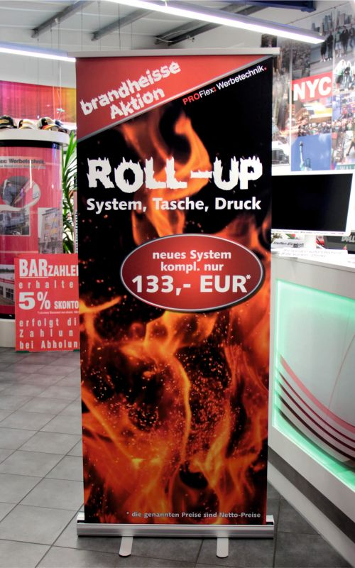 Rollup Banner Lilienthal